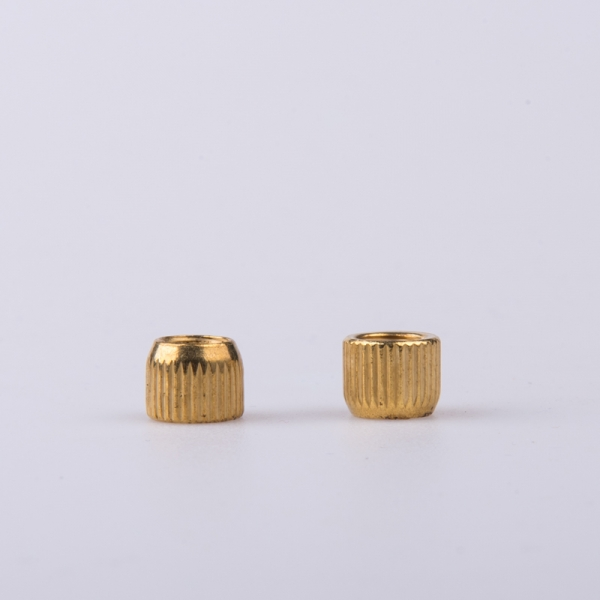 wholesales price brass knurled thumb locking quick release nuts